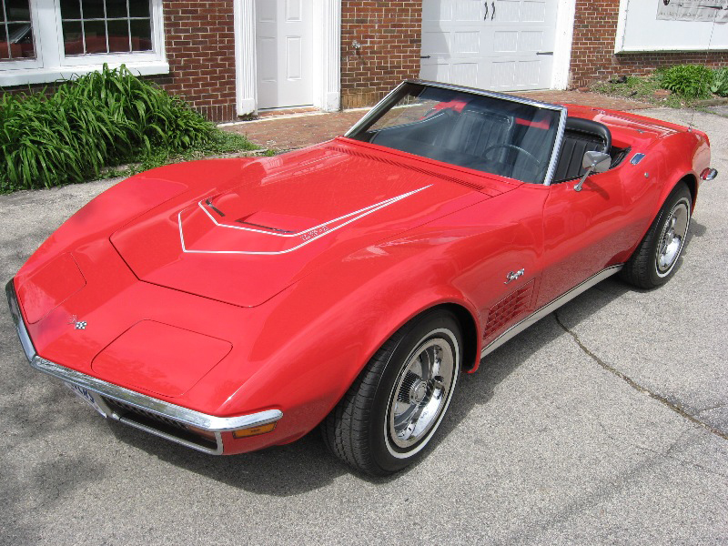 Corvette LT-1 Convertible