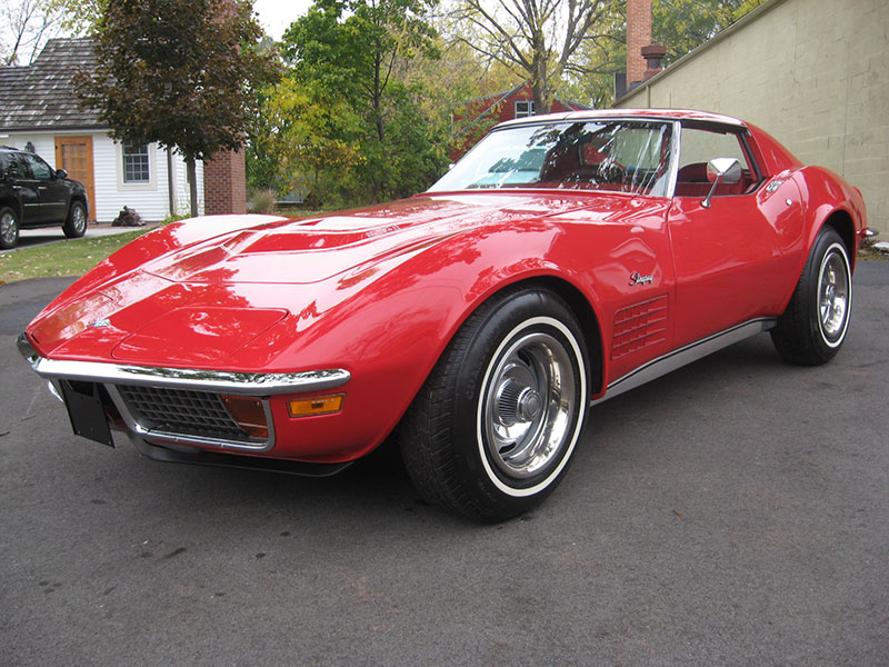 1972 Stingray Coupe