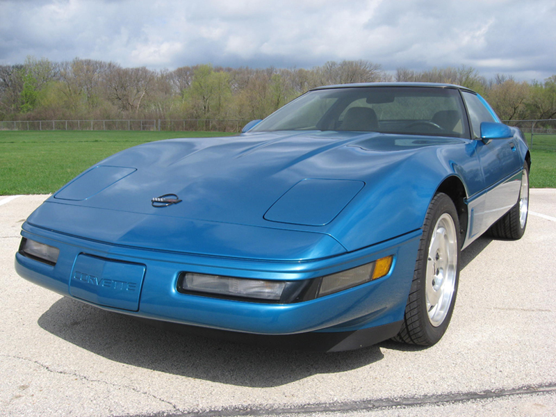1995 Corvette Coupe