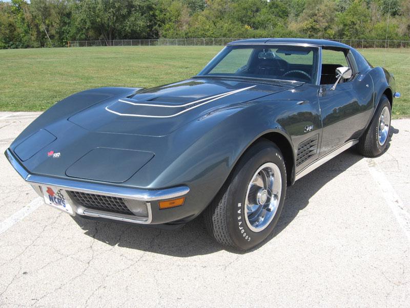 1970 Stingray Coupe